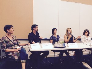 Bay Area Writers' Festival New Voices, New Stories Panel